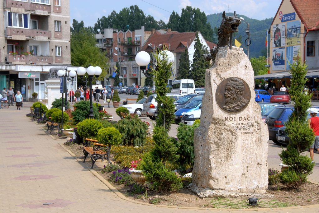 "Monumentul ""Noi Dacii"""
